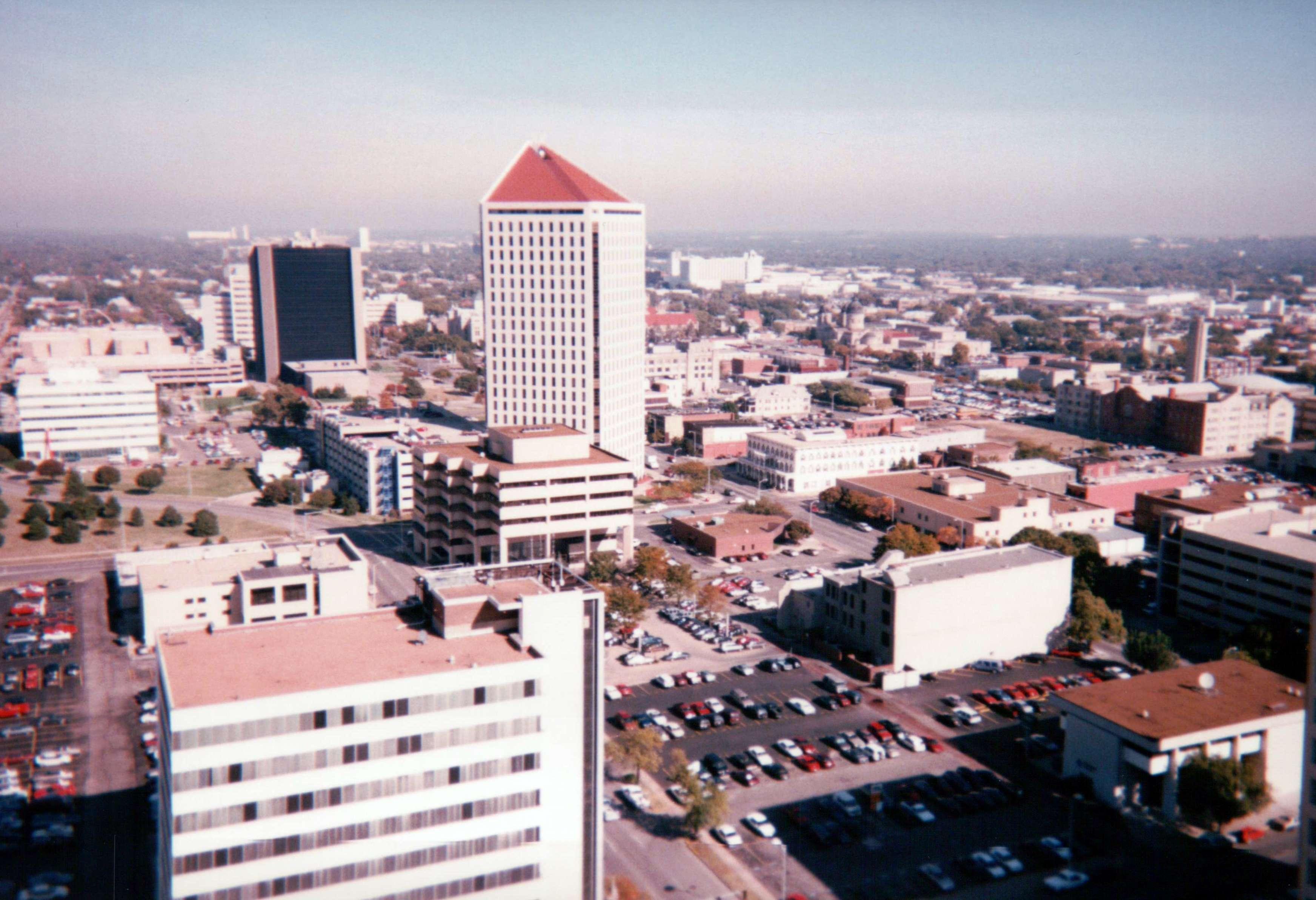 The History of Wichita's Skyline